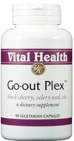 Go-Out Plex 90 Vegetarian Capsules