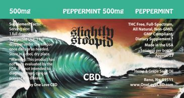 SLIGHTLY STOOPID CBD