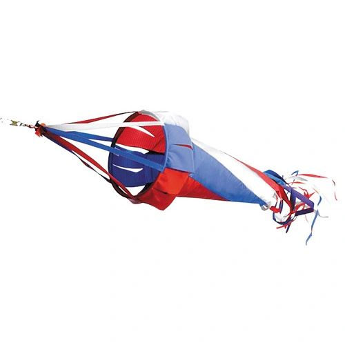 Spinsock by Premier Kites Patriot 36""
