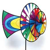Rainbow Directional Spinny by Skydog