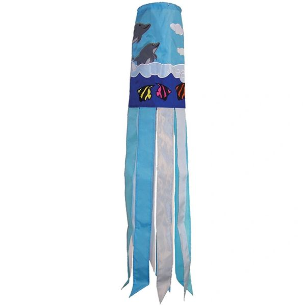 Dolphin Windsock