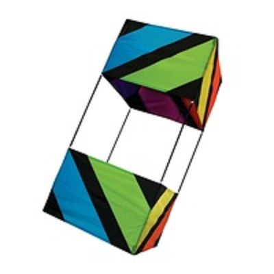 "30"" Rainbow Box Kite by SkyDog Kites"