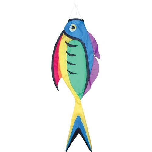 Rainbow Surgeon Fish Windsock by Premier