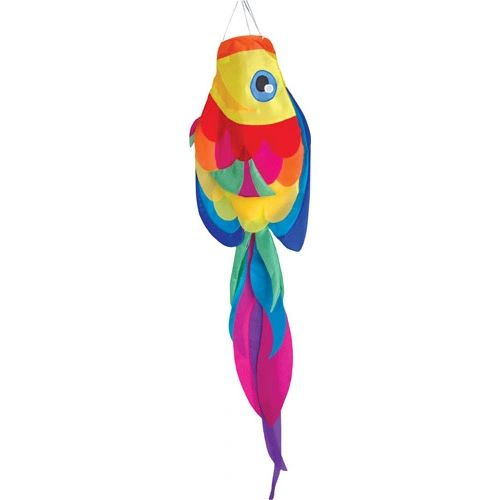 Rainbow Tang Fish Windsock by Premier