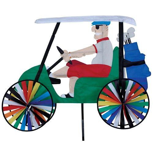 Golf Cart Spinner by Premier