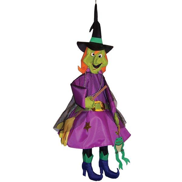 Witch Wind Friend