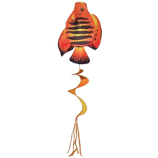 Flame Fish Spinner Tail