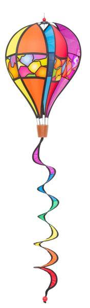 Hot Air Balloon Twist Dazzling Colors