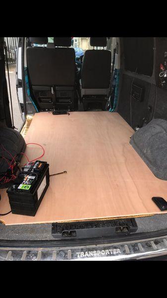 volkswagen Transporter full ply system all vans