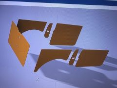 swb or lwb t5 low line factory fit ply kit