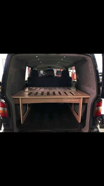 kombi bed standard all vans