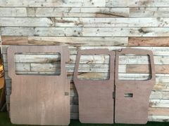the three ply set for t5 side slider and rear doors