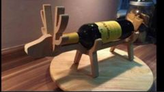 wine deer