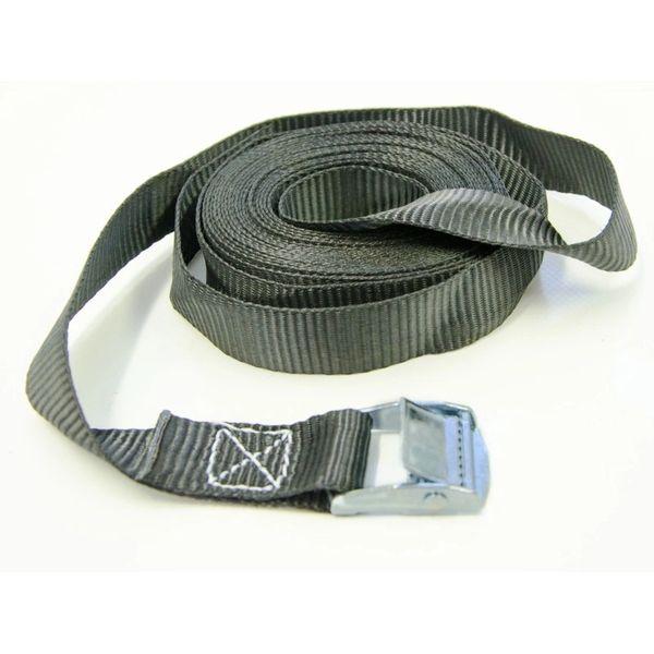 kombi bed luggage straps