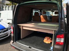 T5/T6 Kombi click together bed.