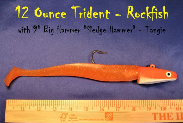 12 Ounce Tridents