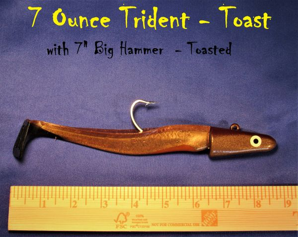 7 Ounce Tridents