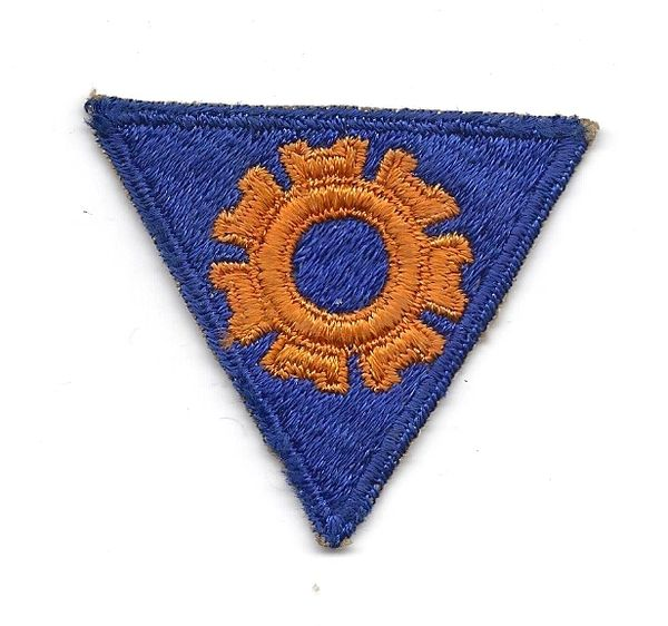 World War II Army Air Corps Engineering Specialist patch