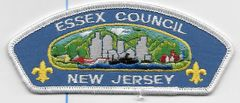 Boy Scout patch Essex Council New Jersey
