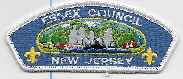 Boy Scout patch Essex Council New Jersey