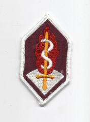 Army Medical R & D Command patch