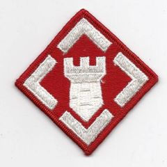 20th Engineering Brigade patch