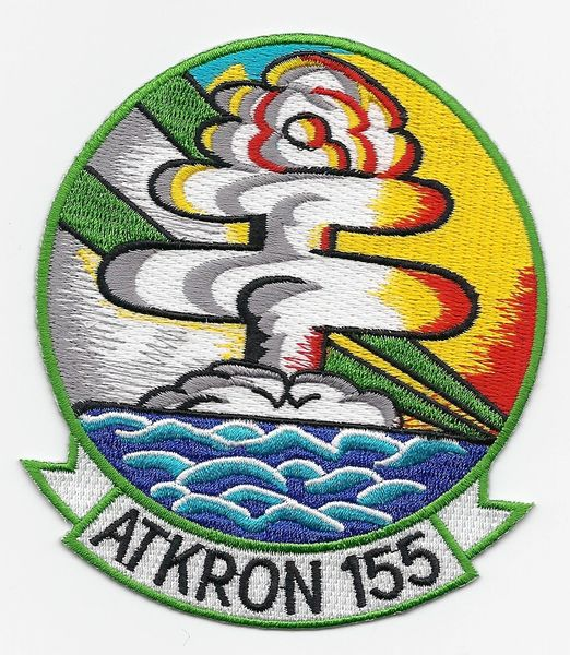 US Navy Attack Squadron VA-155 patch