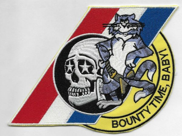 VF-2 Bounty Time, Baby! patch.