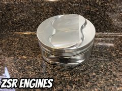 "RaceTec ""Shelf"" Pistons"