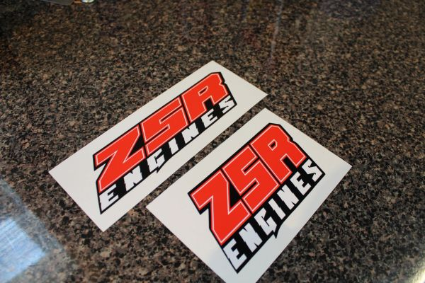 ZSR Stickers