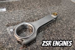 SCAT H-Beam Connecting Rods