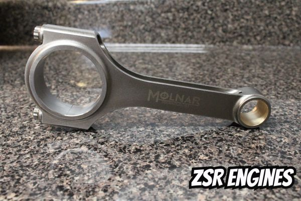 MOLNAR SBF Billet H-Beam Rods