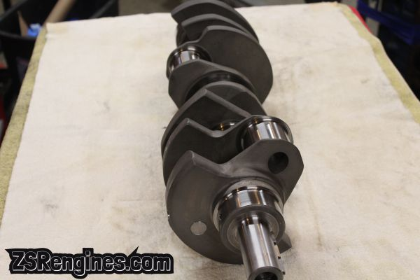 MOLNAR 4340 Forged Crankshafts