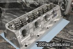 "Trickflow 240 ""High Port"" Cylinder Heads"