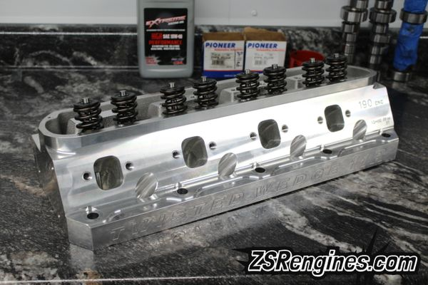 ZSR 8.2 Deck HYD Roller Top End Packages