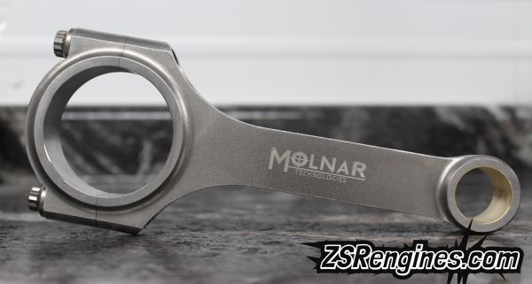 MOLNAR BBF Billet H-Beam Rods