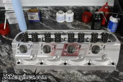 "Trickflow 225 ""High Port"" Cylinder Heads"