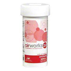 HOSPECO® AirWorks® 2.0 Passive Air Care Refills 1/6/cs
