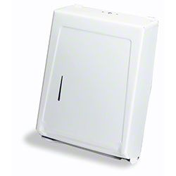 Combo Towel Cabinet - White