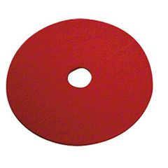 Merit Red Buffing Pads 20''