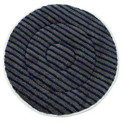 Golden Star® Microfiber Carpet Bonnet w/Scrub Strip 19''