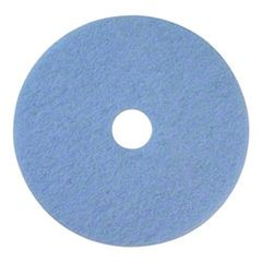 Merit Lite Blue Burnishing Pad - 20""