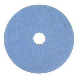 "Merit Lite Blue Burnishing Pad - 20"""