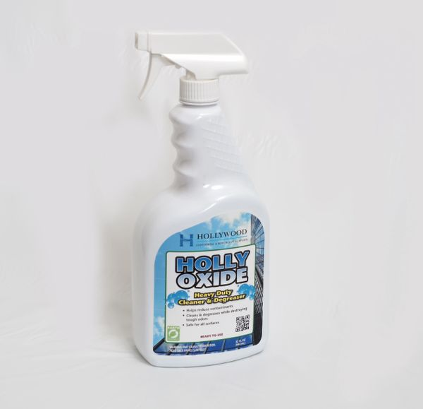 HOLLY-OXIDE Heavy Duty Cleaner & Degreaser w/Peroxide EARTH FRIENDLY