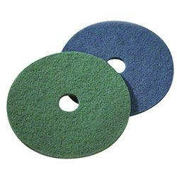 Merit Green Scrubbing Pads