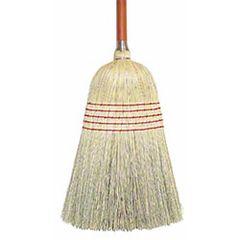Wilen® Clean Sweep™ Janitor Corn Broom - 28#, Blend