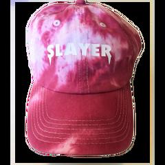 Slayer Dad Hat - Burgundy
