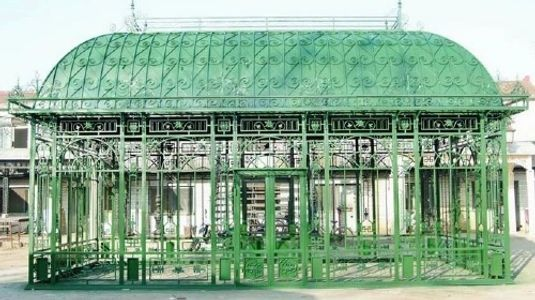 Iron Greenhouse