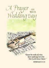 N501 A PRAYER ON YOUR WEDDING DAY