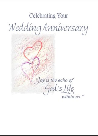 A222 CELEBRATING YOUR WEDDING ANNIVERSARY